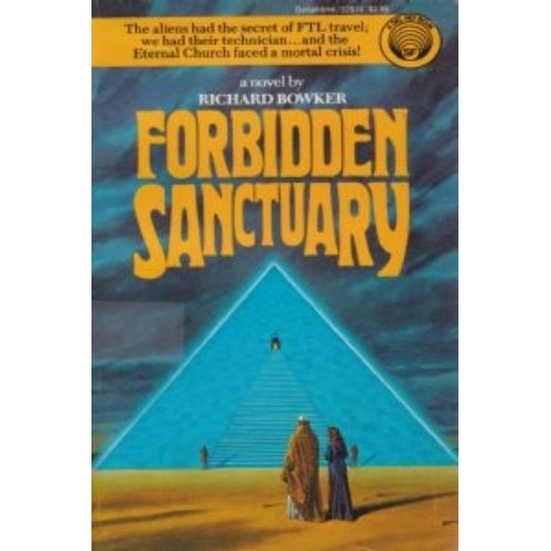 forbidden sanctuary from amazon