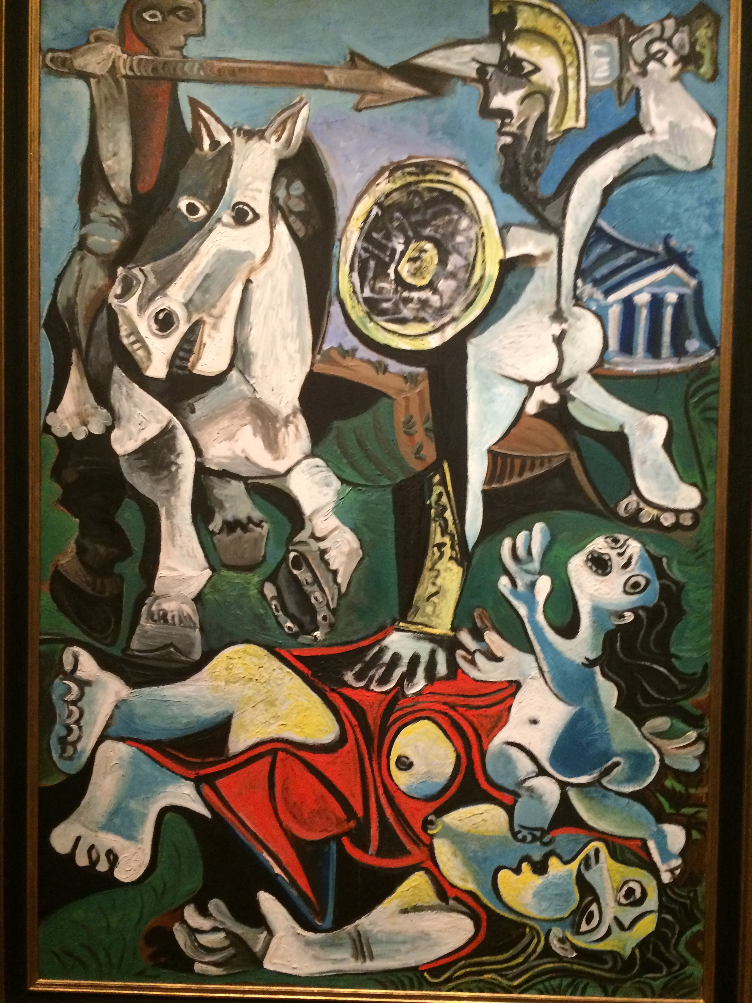 picasso dover fine art history of art